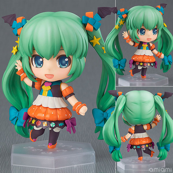 Nendoroid Co-de - SEGA feat. HATSUNE MIKU Project Miku Hatsune Sweet Pumpkin Co-de(Pre-order)