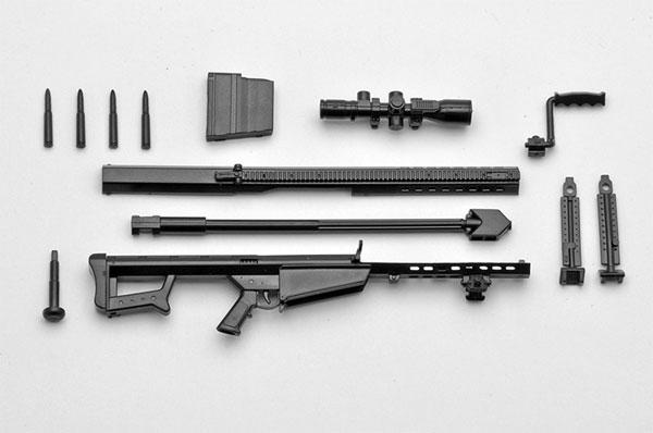 Little Armory - LA011 1/12 M82A1 Type Plastic Model(Pre-order)