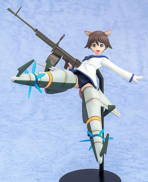 PLAMAX MF-05 minimum factory - Strike Witches the Movie: Yoshika Miyafuji 1/20 Plastic Model(Pre-order)