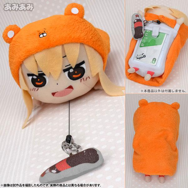 [Exclusive] Himouto! Umaru-chan - Umaru Sliding Pass Case Limited Edition Umaru wa Juice wo Teian suru! Ver.(Pre-order)