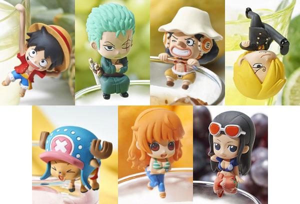 Ochatomo Series - ONE PIECE Kaizoku-tachi no Tea Time 8Pack BOX(Pre-order)