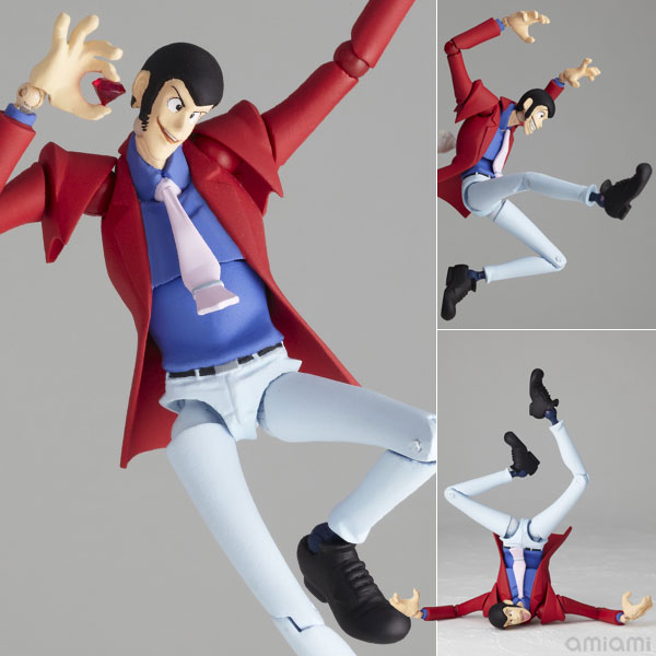 "Legacy of Revoltech LR-025 ""Lupin the 3rd"" Lupin the 3rd(Pre-order)"