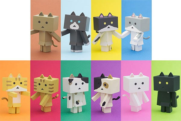 Nyanboard figure collection 10Pack BOX(Pre-order)