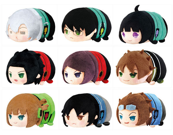 MochiMochi Mascot World Trigger 9Pack BOX(Pre-order)