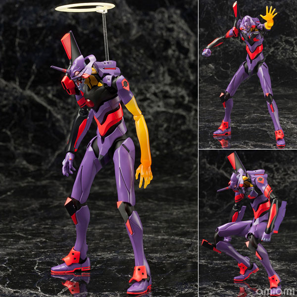 Rebuild of Evangelion - General-Purpose Humanoid Battle Weapon Android EVA-01 Awakened ver. 1/400 Plastic Model(Pre-order)