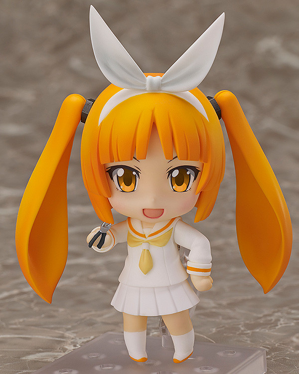 Nendoroid - Ultimate! Nipako-chan: Nipako (Good Smile Color Ver.) (Pre-order)