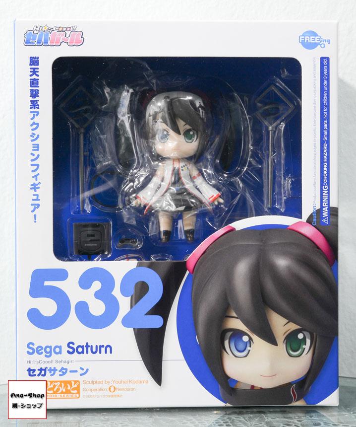 Nendoroid - Hi sCoool! SeHa Girl: Sega Saturn