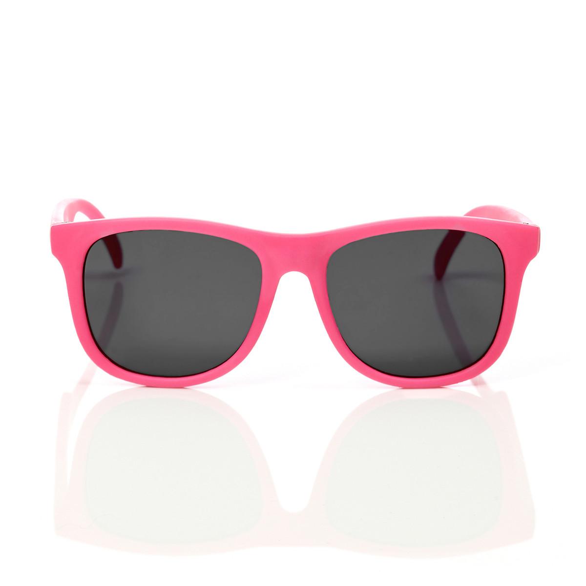 Mustachifier Pink Sunglasses Age 3-6 แว่นกันแดดเด็กสีชมพู
