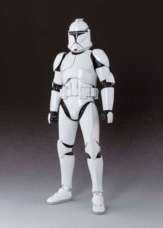 """S.H. Figuarts - Clone Trooper Phase1 """"Star Wars Episode II: Attack of the Clones""""(Pre-order)"""