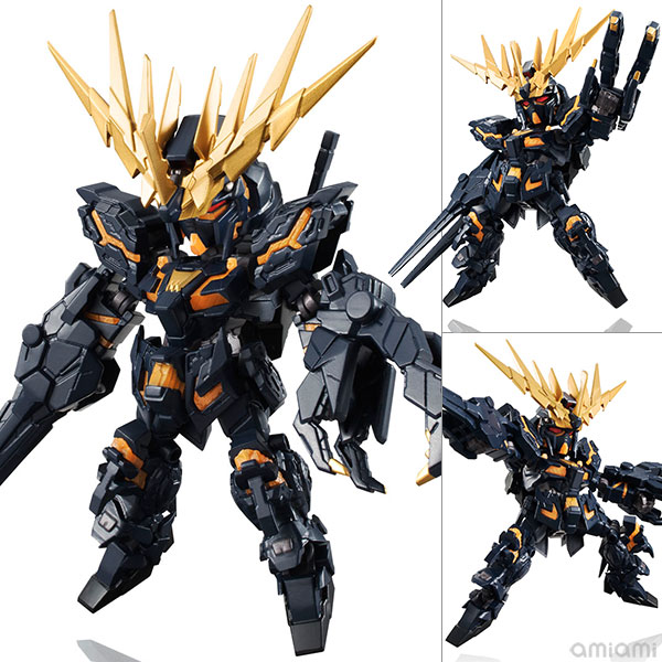 "NXEDGE STYLE [MS UNIT] Banshee (Destroy Mode) ""Mobile Suit Gundam Unicorn""(Pre-order)"