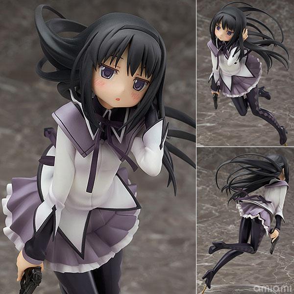 Puella Magi Madoka Magica the Movie - Homura Akemi -The Beginning Story/The Everlasting- 1/8 Complete Figure(Pre-order)
