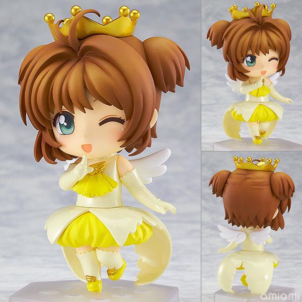 Nendoroid Co-de - Cardcaptor Sakura: Sakura Kinomoto Angel Crown Co-de(Pre-order)
