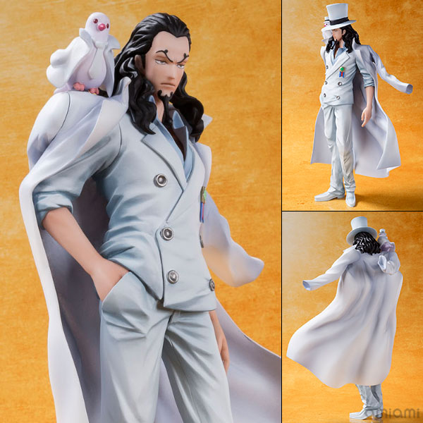"Figuarts ZERO - Rob Lucci -ONE PIECE FILM GOLD Ver.- ""ONE PIECE""(Pre-order)"