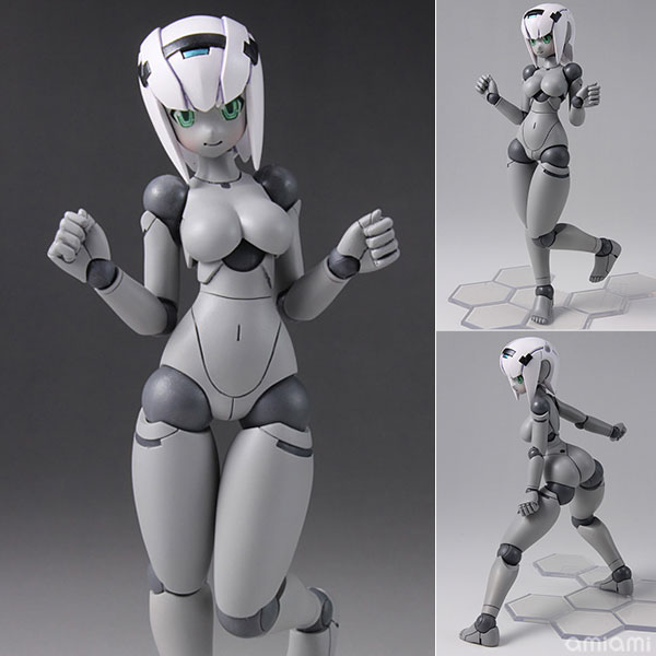 Polynian FMM Clover (Gray Flesh) Complete Action Figure(Pre-order)
