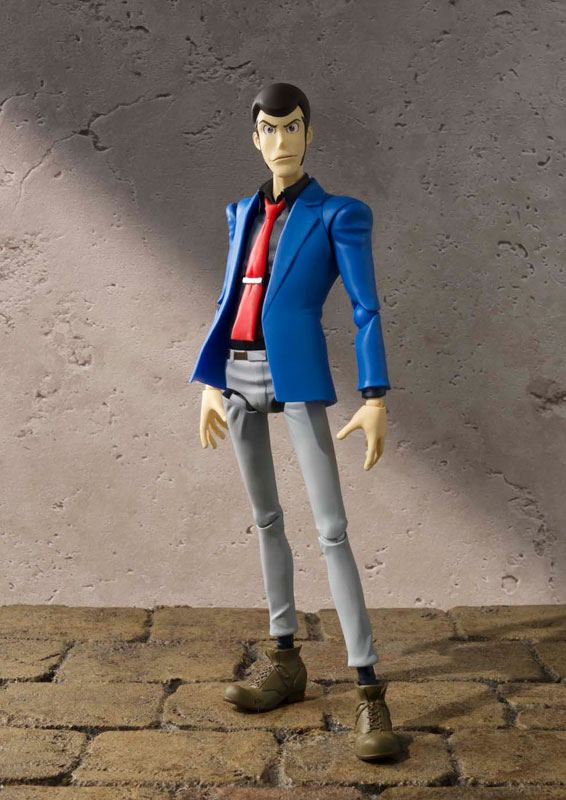 "S.H. Figuarts - Lupin the 3rd ""Lupin the 3rd""(Pre-order)"