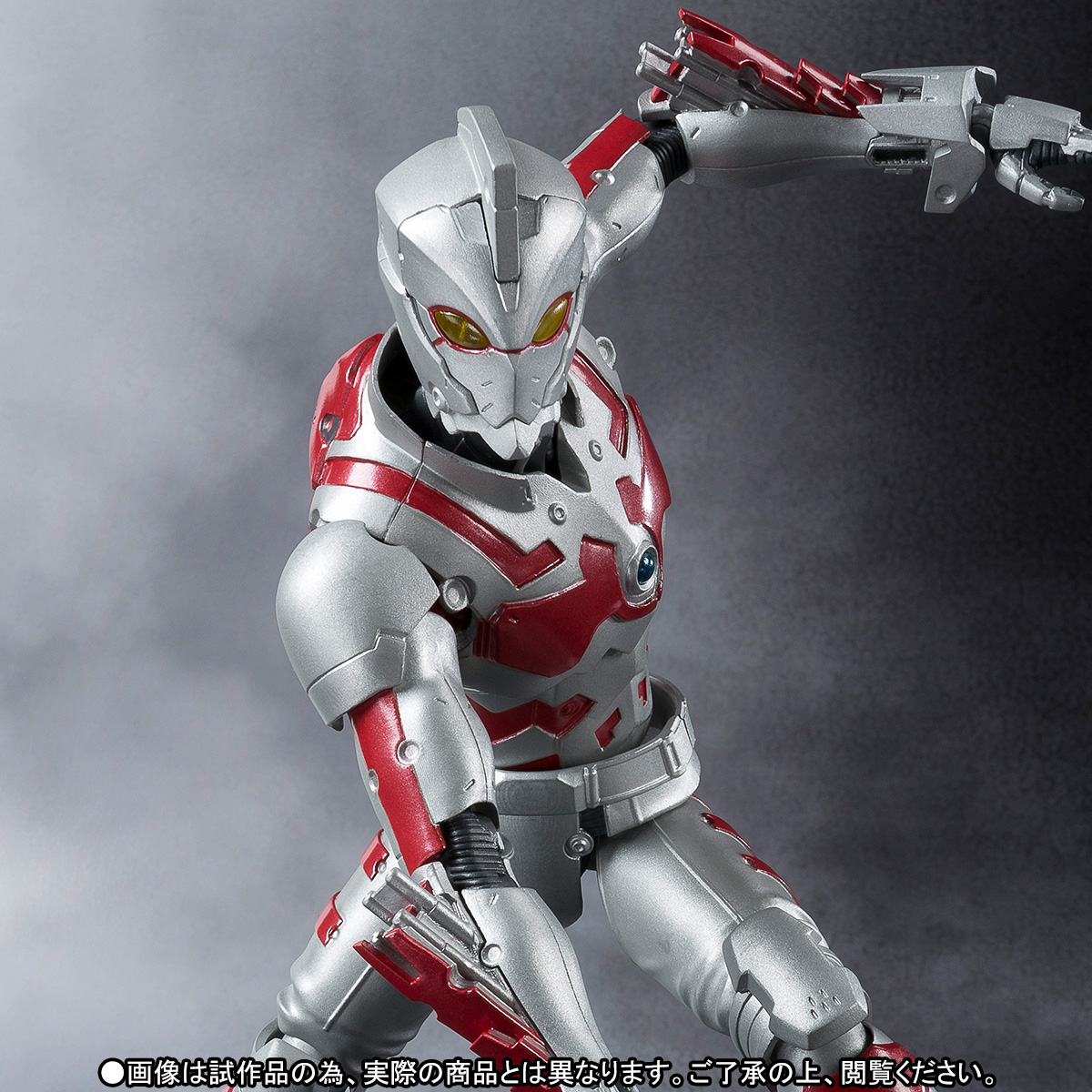 ULTRA-ACT x S.H.Figuarts - ACE SUIT (Limited Pre-order)