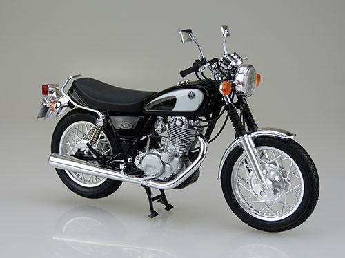 1/12 Bike No.17 Yamaha SR400/500 '96 Plastic Model(Tentative Pre-order)