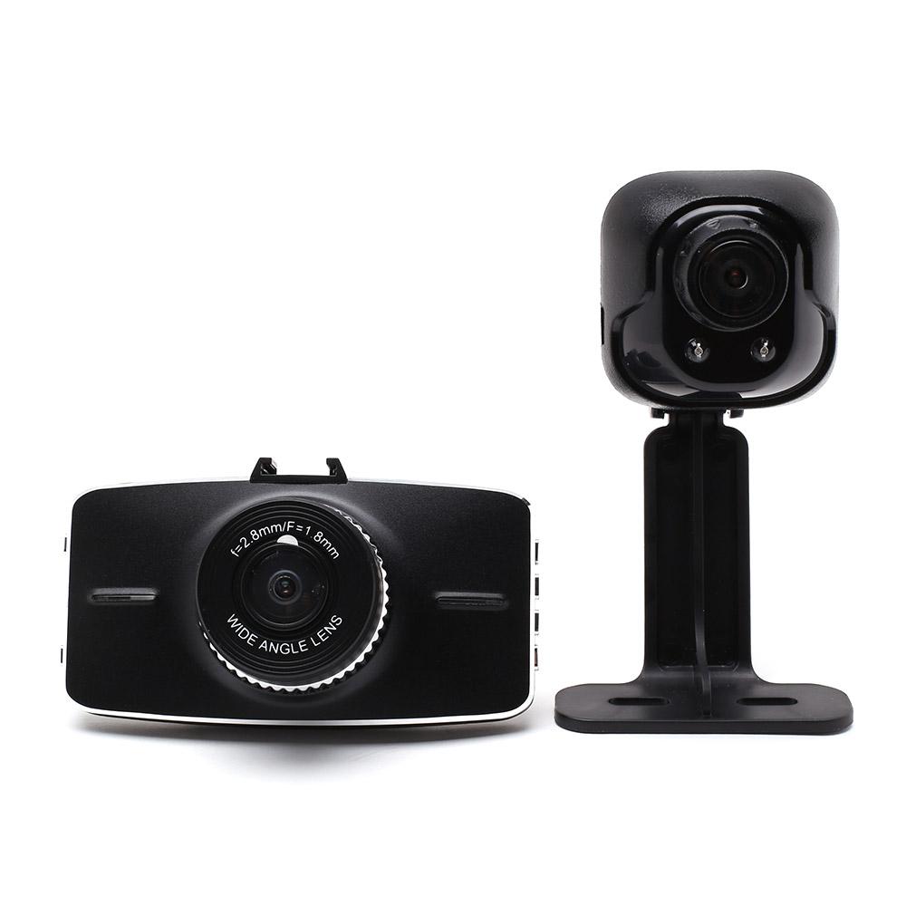กล้องติดรถยนต์ G5WA (กล้อง หน้า-หลัง)