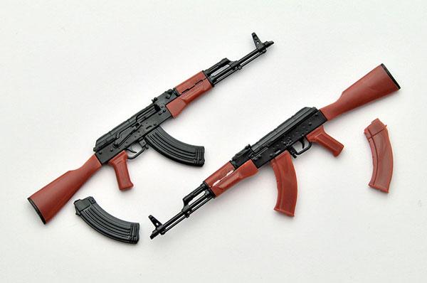 Little Armory - LA010 1/12 AKM Type Plastic Model(Pre-order)