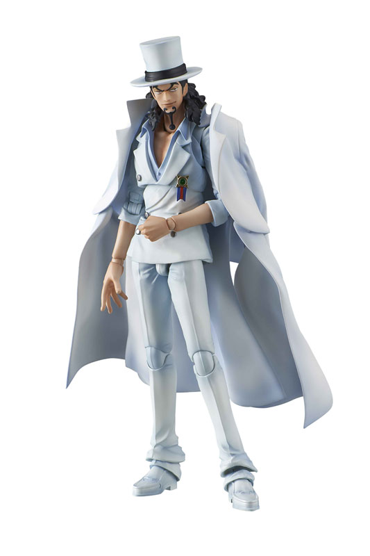 Variable Action Heroes - ONE PIECE: Rob Lucci Action Figure(Pre-order)