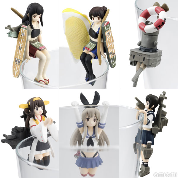 PUTITTO series - Kantai Collection -Kan Colle- 8Pack BOX(Pre-order)