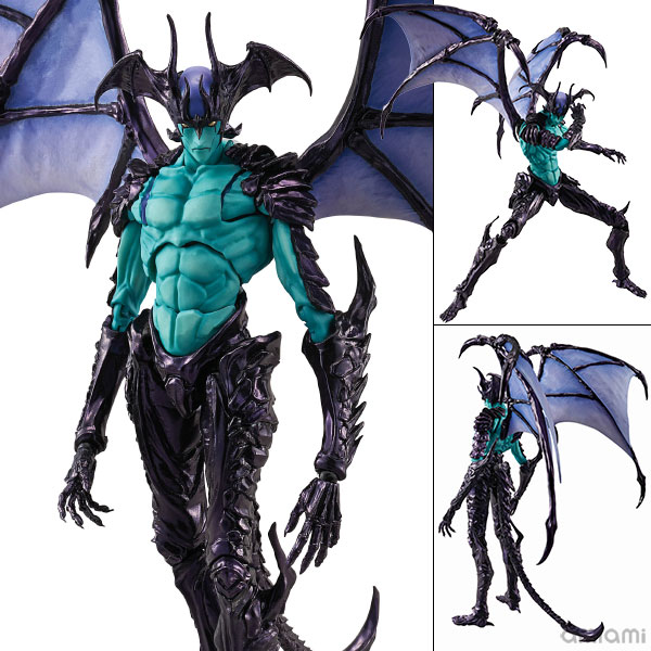 Variable Action Heroes - Devilman: Devilman (Ver.Nirasawa 2016) Action Figure(Pre-order)