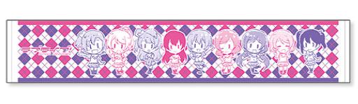 Love Live! School idol diary - Scarf Towel: Zennin Issho(Pre-order)