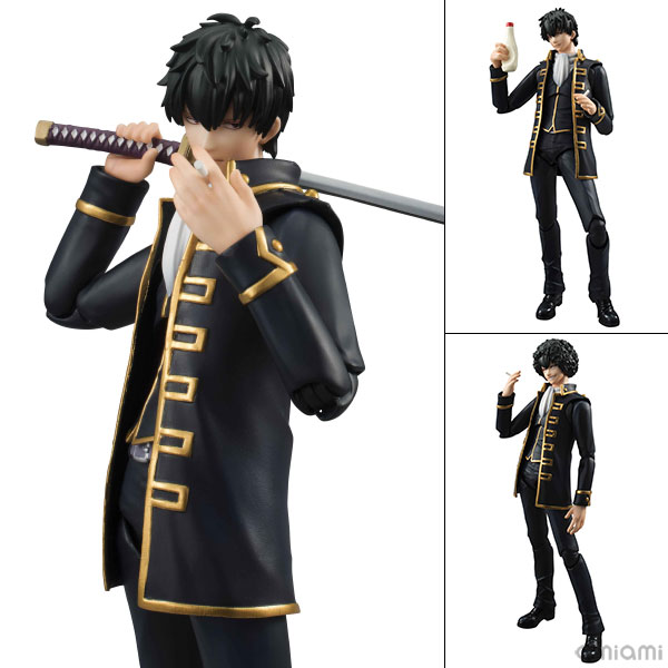 Variable Action Heroes - Gintama: Toshiro Hijikata Action Figure(Pre-order)