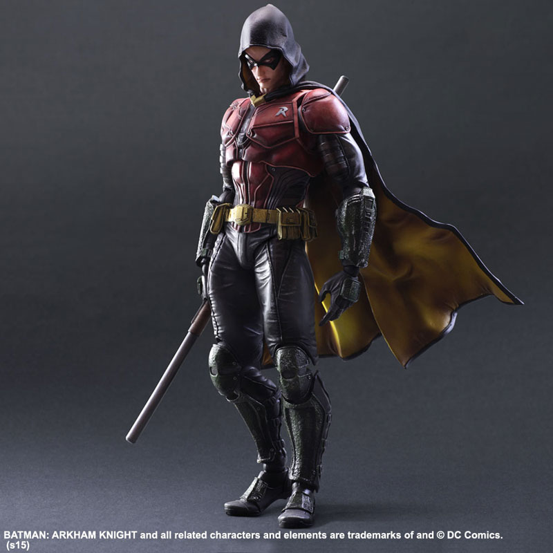 Play Arts Kai - Batman: Arkham Knight: Robin(Pre-order)