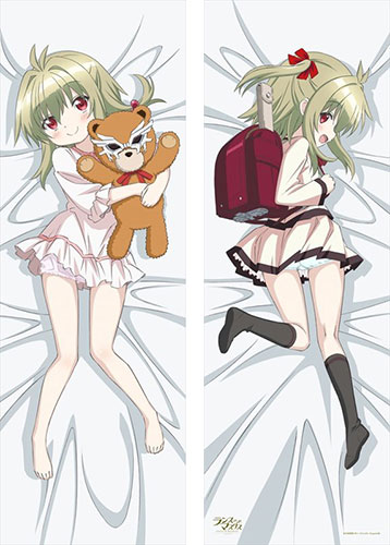 Lance N' Masques - Hugging Pillow Cover: Makio(Pre-order)