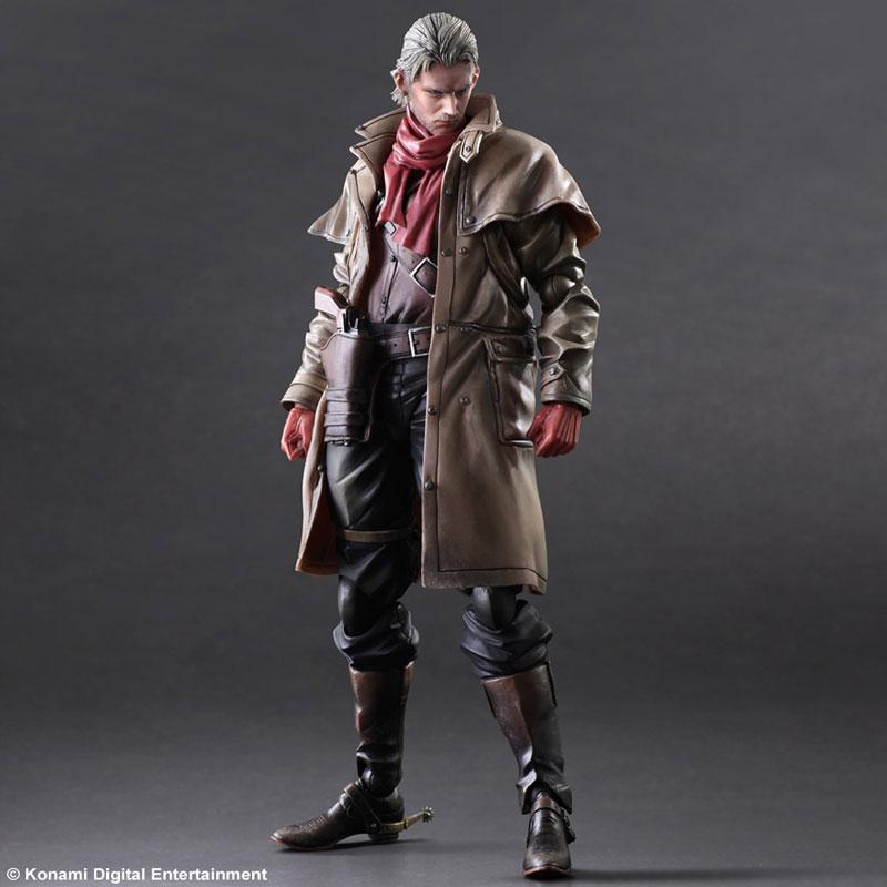 Play Arts Kai - Metal Gear Solid V: The Phantom Pain: Ocelot(Pre-order)
