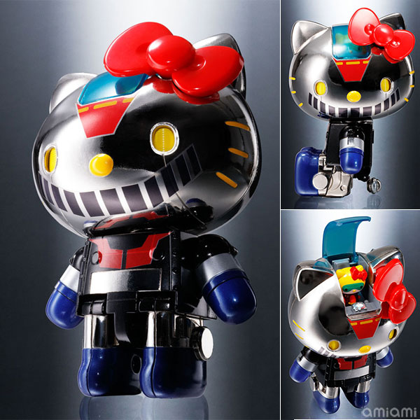"Chogokin - Hello Kitty (Mazinger Z Color) ""Hello Kitty""(Pre-order)"