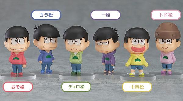 Osomatsu-san - Trading Figure 6Pack BOX(Pre-order)