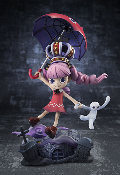 One Piece - Perona - Negative Hollow - Excellent Model - Portrait Of Pirates MILD - 1/8 (Limited Pre-order)