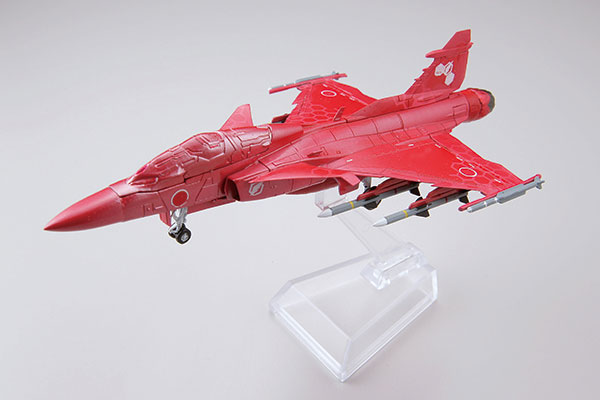 GiMIX GiGAF04 1/144 Girly Air Force JAS39D Gripen Plastic Model(Pre-order)