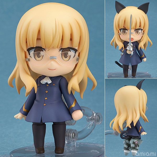 Nendoroid - Strike Witches 2: Perrine Clostermann(Pre-order)
