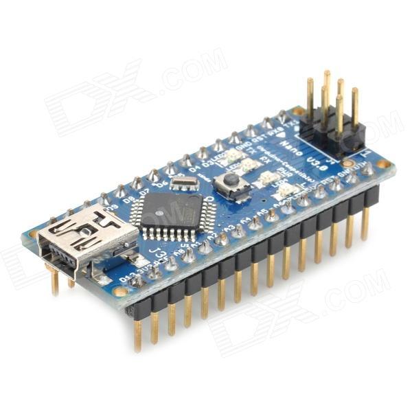 Arduino Nano 3.0 Mini USB รุ่นใหม่ใช้ชิฟ CH340G แถมฟรี สายUSB