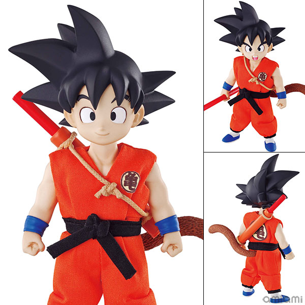 Dimension of DRAGONBALL - Son Goku in Youth Complete Figure(Pre-order)