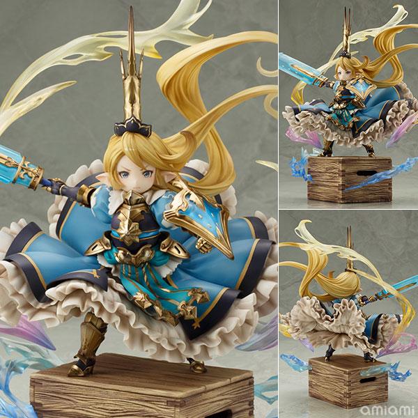 GRANBLUE FANTASY [Small Holy Knight] Charlotte 1/8 Complete Figure(Pre-order)