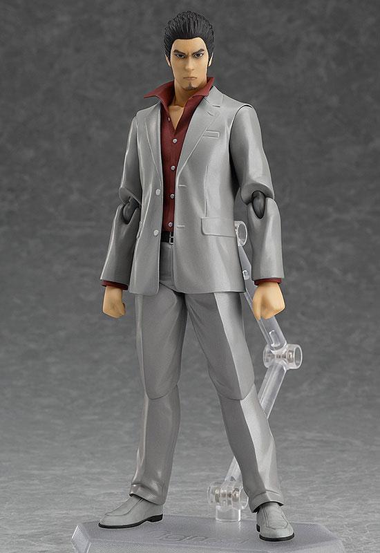 figma - Ryu ga Gotoku: Kazuma Kiryu(Pre-order)