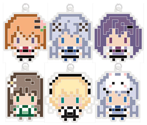 256tan Is the order a rabbit?? - Dot Trading Rubber Strap 6Pack BOX(Pre-order)