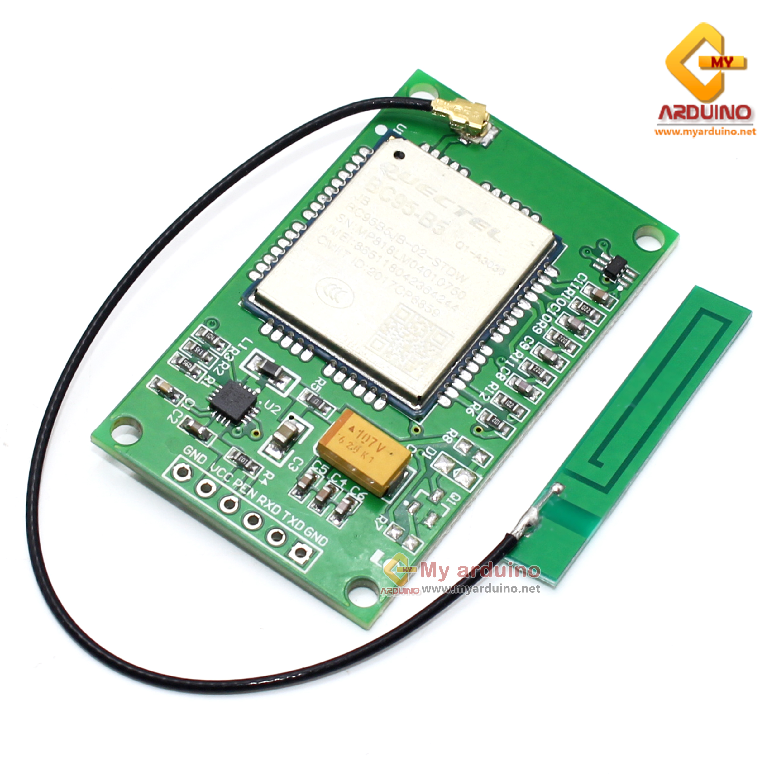NB-IoT BC95 module development board NB-IoT Internet of Things NB card