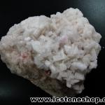 แร่เฮไลท์สีชมพู Pink Halite, USA (1.7kg)
