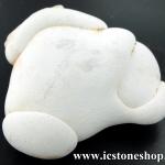 หินเทพธิดา Menalite (Goddess stone) หินของการเจริญเติบโต (102g)