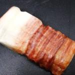 ▽หินหมูสามชั้น pork stone (103g)