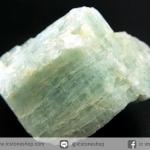 อะความารีนผลึกธรรมชาติ Aquamarine (18g)