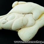 หินเทพธิดา Menalite (Goddess stone) หินของการเจริญเติบโต (196g)