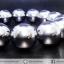 สร้อยข้อมือ เทราเฮิร์ต (Terahertz) 16mm./14เม็ด thumbnail 3