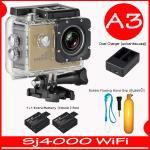 SJ4000 Wi-Fi (Gold)+Battery+Dual Charger+ทุ่นลอยน้ำ