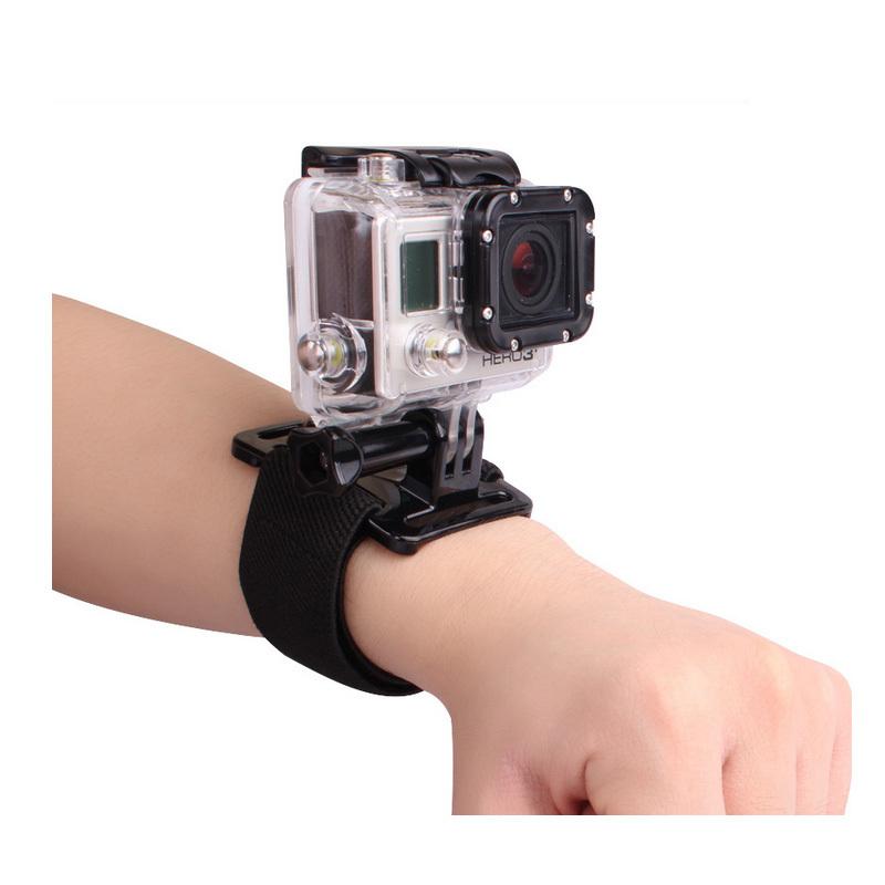 (GP-12) สายรัดข้อมือ(Wrist Strap) พร้อมสกรูยึด